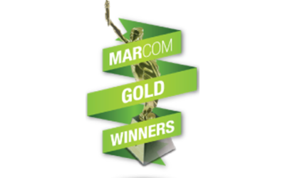 Agency Wins MarCom Gold Award from Marketing and Communications Association