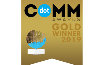 MarketingCycle Wins dotComm Creative Award for Website Design and Creativity